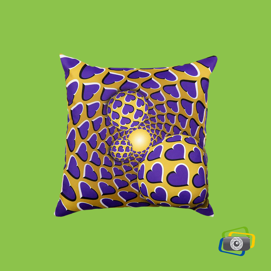 cuscino-illusion-3d-violet-color2000