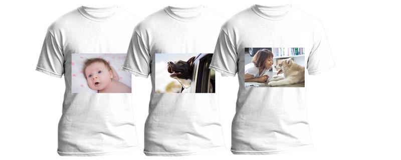 t-shirt personalizzabili